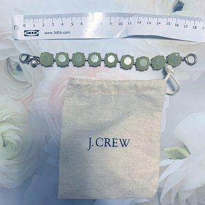 Like-New J Crew Candy Gem Bracelet